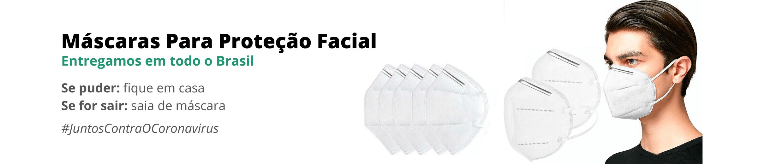 Máscaras Para Proteção Facial